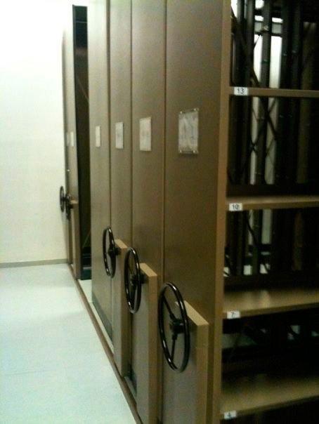 traslado estanteria movil